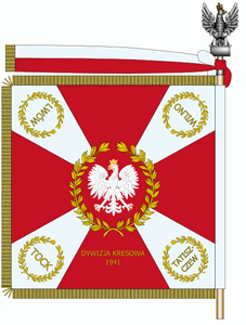 Historical Flags of Our Ancestors - The Flags of the Poles